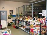 La boutique Arc-en-Ciel à Saint-Julien en Genevois